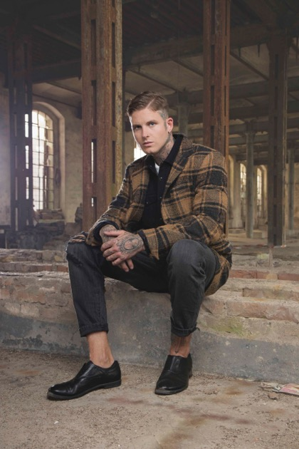 Gianni Lupo - Campaign Autumn - Winter 2018