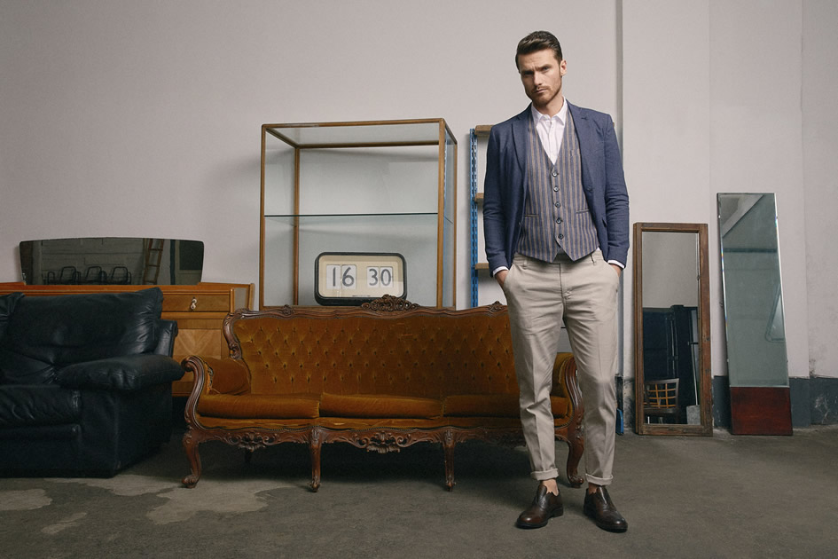 Gianni Lupo - Campaign Spring - Summer 2018